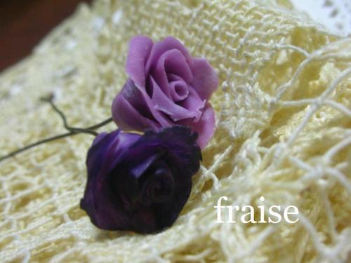 紫のバラ1