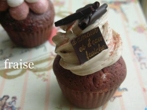 チョコカップケーキ12