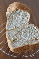 全粒粉100%パン