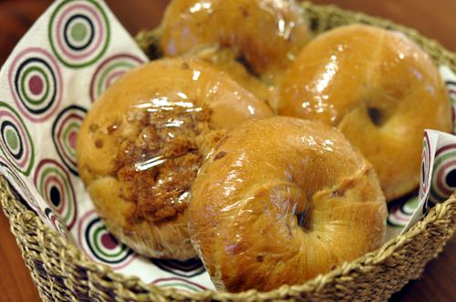 Tecona bagel