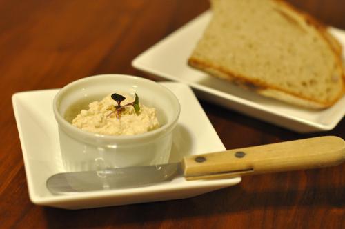 豆腐&ごまペースト