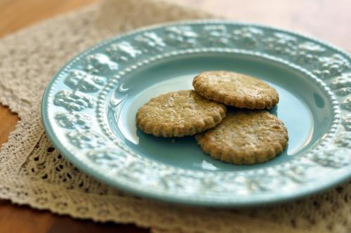 コルドンブルーのアールグレイクッキー