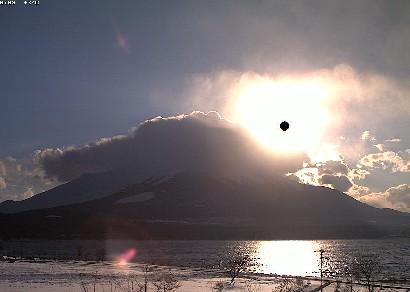 fuzisannと黒い太陽