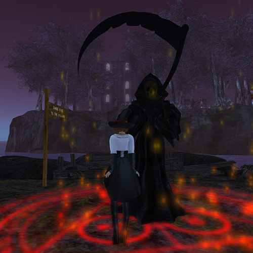 Halloween Secondlife