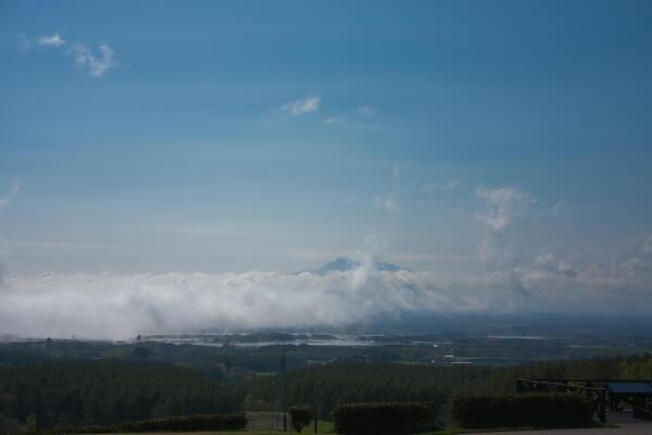 雲海との闘い