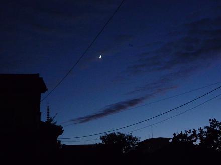 星・月・空