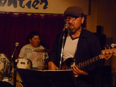 田中さん親子