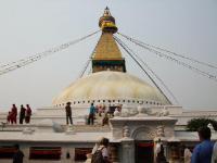ネパールの代表的なお寺