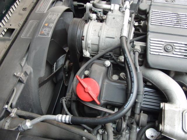 ジャガーXJ12 エアコン修理