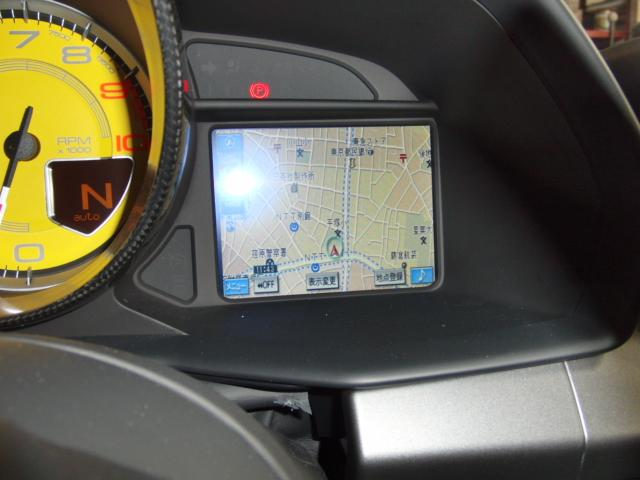 Ferrari458 rearview camera-6