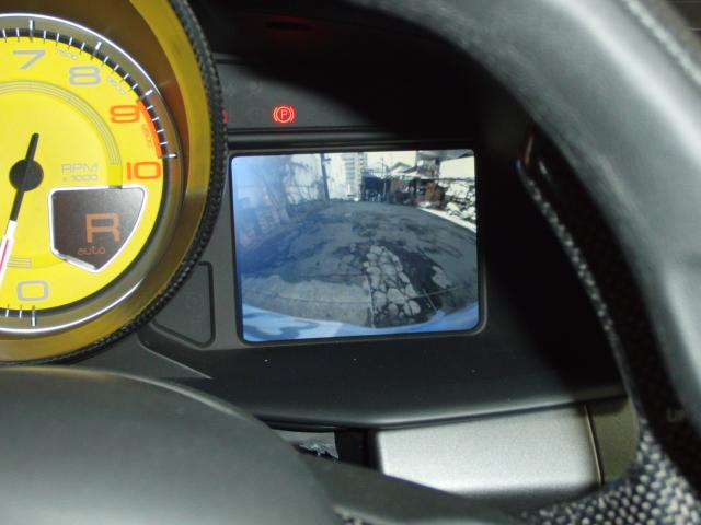 Ferrari458 rearview camera-7