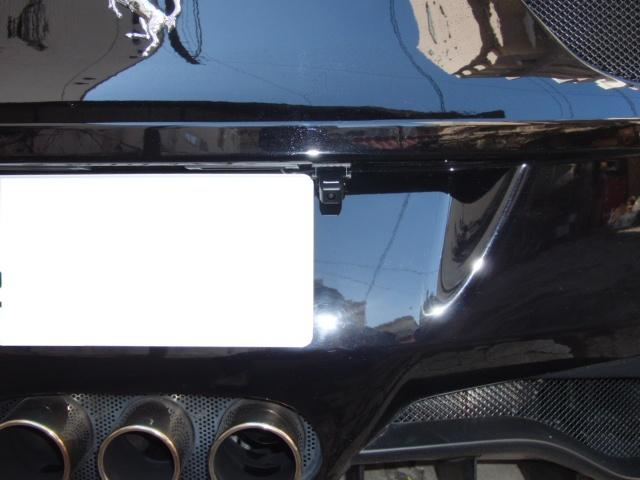 Ferrari458 rearview camera-8