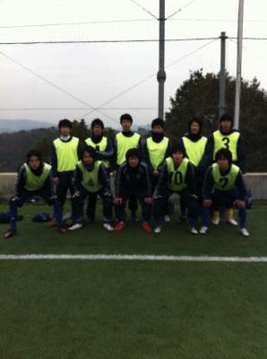 第21回 仁紫カップ vsリベロ(2012:2:5 sun)2/2