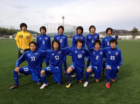 2012 仁紫カップ 準々決勝 MFC(2012:2:26 sun)1/2
