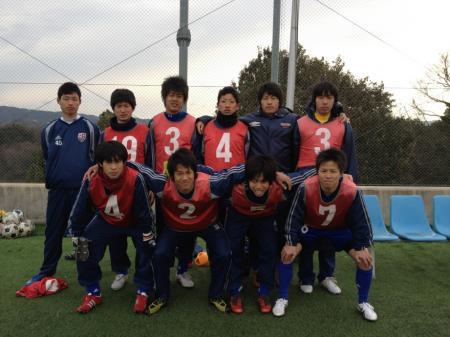 2012 仁紫カップ 準々決勝 MFC(2012:2:26 sun)2/2