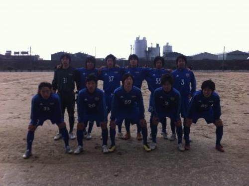 仁紫カップ 決勝 vsMTO(2012:3:11 sun)2/3