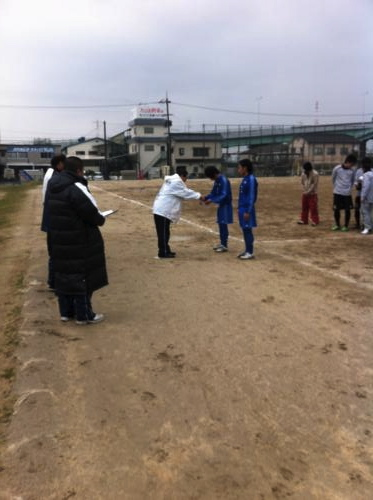 仁紫カップ 決勝 vsMTO(2012:3:11 sun)3/3