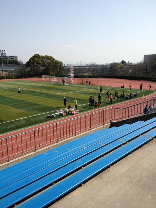 TM vs関西大学(2012:3:21 wed)2/2