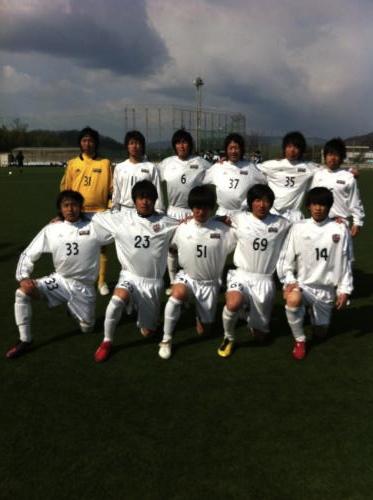 2012年度 全広島/社会人予選2回戦(2012:3:25 sun)2/3
