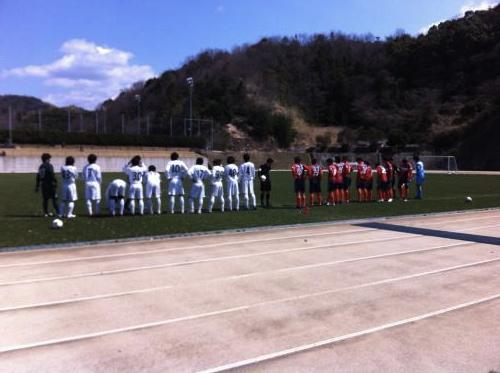 TM vs愛媛FC(2012:3:26 mon)1/3