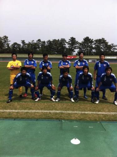 2012 中国選手権 準決勝 IPU(2012:5:26 sat)1/2