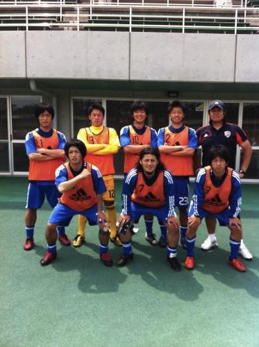 2012 中国選手権 準決勝 IPU(2012:5:26 sat)2/2