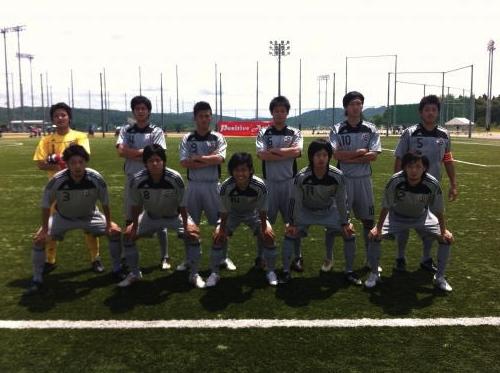 2012年度 中国L 第6節 vs IPU(2012:6:17 sun)1/2