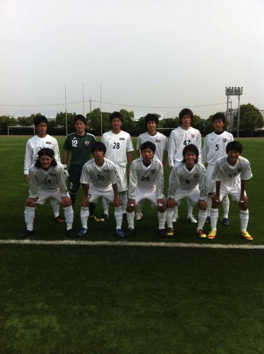Iリーグ中国2012 第2節 vs広大A(2012:6:23 sat)1/2