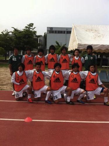 Iリーグ中国2012 第2節 vs広大A(2012:6:23 sat)2/2