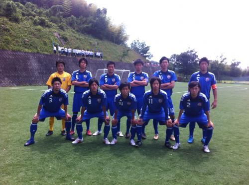 2012 全広島 準決勝 vsゼロックス(2012:7:8 sun)1/3