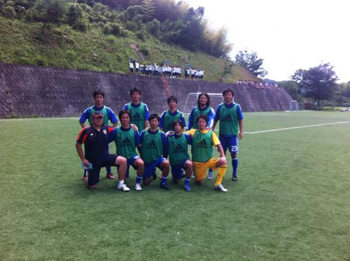 2012 全広島 準決勝 vsゼロックス(2012:7:8 sun)2/3