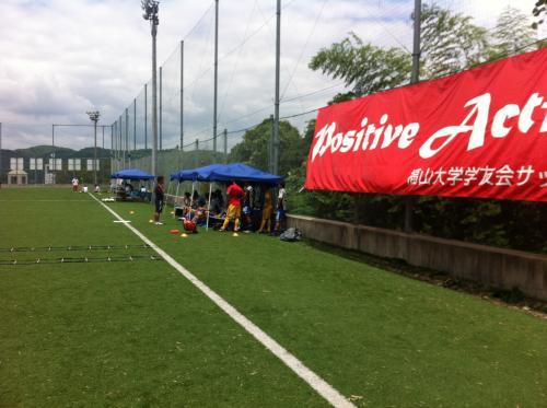 2012 全広島 準決勝 vsゼロックス(2012:7:8 sun)3/3