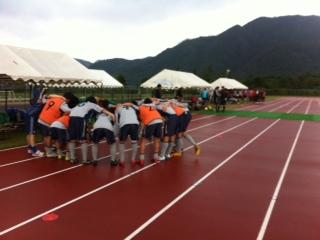 全国社会人 中国予選① vs三菱水島(2012:7:14 sat)2/3