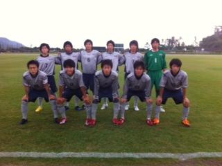 全国社会人 中国予選① vs三菱水島(2012:7:14 sat)1/3