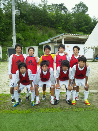Iリーグ中国2012 第4節 vs修道A(2012:7:14 sat)2/2