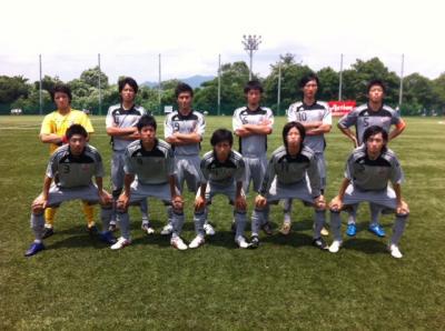 2012 中国L 第7節 vs修道(2012:7:15 sun)1/3