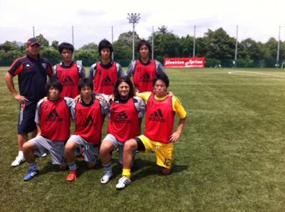 2012 中国L 第7節 vs修道(2012:7:15 sun)2/3