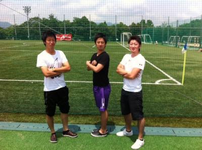 2012 中国L 第7節 vs修道(2012:7:15 sun)3/3
