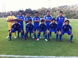 第92回 天皇杯 一回戦 FC今治(2012:9:2 sun)1/6