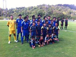 第92回 天皇杯 一回戦 FC今治(2012:9:2 sun)2/6