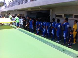 第92回 天皇杯 一回戦 FC今治(2012:9:2 sun)4/6