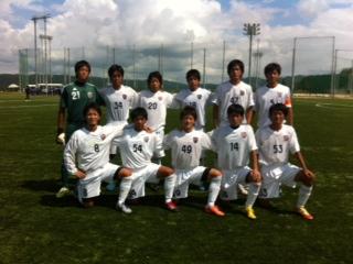 Iリーグ中国2012 第5節 IPU・環太平洋大学(2012:9:11 tue)1/2