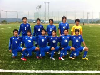 Iリーグ中国2012 第8節 修道B(2012:9:29 sat)