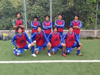 Iリーグ中国2012 プレーオフ 第2戦 vs徳山大学(2012:10:27 sat)2/2