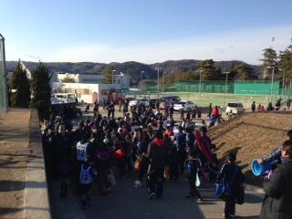 「朝日新聞&サンフレッチェ広島ファミリーサッカースクール」(特別協賛:福山大学)(2013:2:24 日)2/4