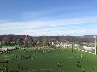 「朝日新聞&サンフレッチェ広島ファミリーサッカースクール」(特別協賛:福山大学)(2013:2:24 日)4/4