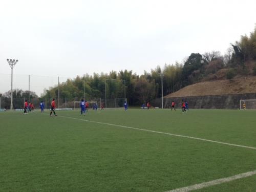 TM 三菱自動車水島FC(2013:3:17 日)