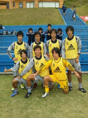 2012 中国L 第10節 vs広経大(2012:10:14 sun)2/2