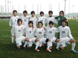 Iリーグ中国2012 FP3戦 IPU(2012:11:3 sat)1/2