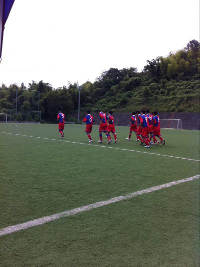 TM vs市立西宮高校(2011:8:8 mon)2/2